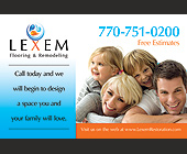 Lexem Floor and Remodeling - tagged with free estimates