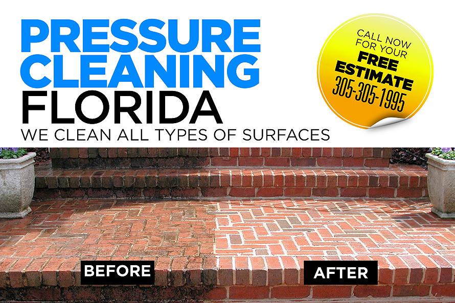 Pressure Cleaning Florida