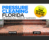 Pressure Cleaning Florida - tagged with florida