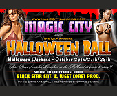 Magic City Halloween Ball - tagged with presents
