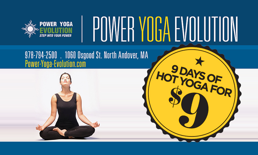 Power Yoga Evolution