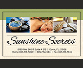 Sunshine Secrets Corporal Treatments - Health