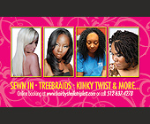 Remy and Virgin Hair - Austin Graphic Designs