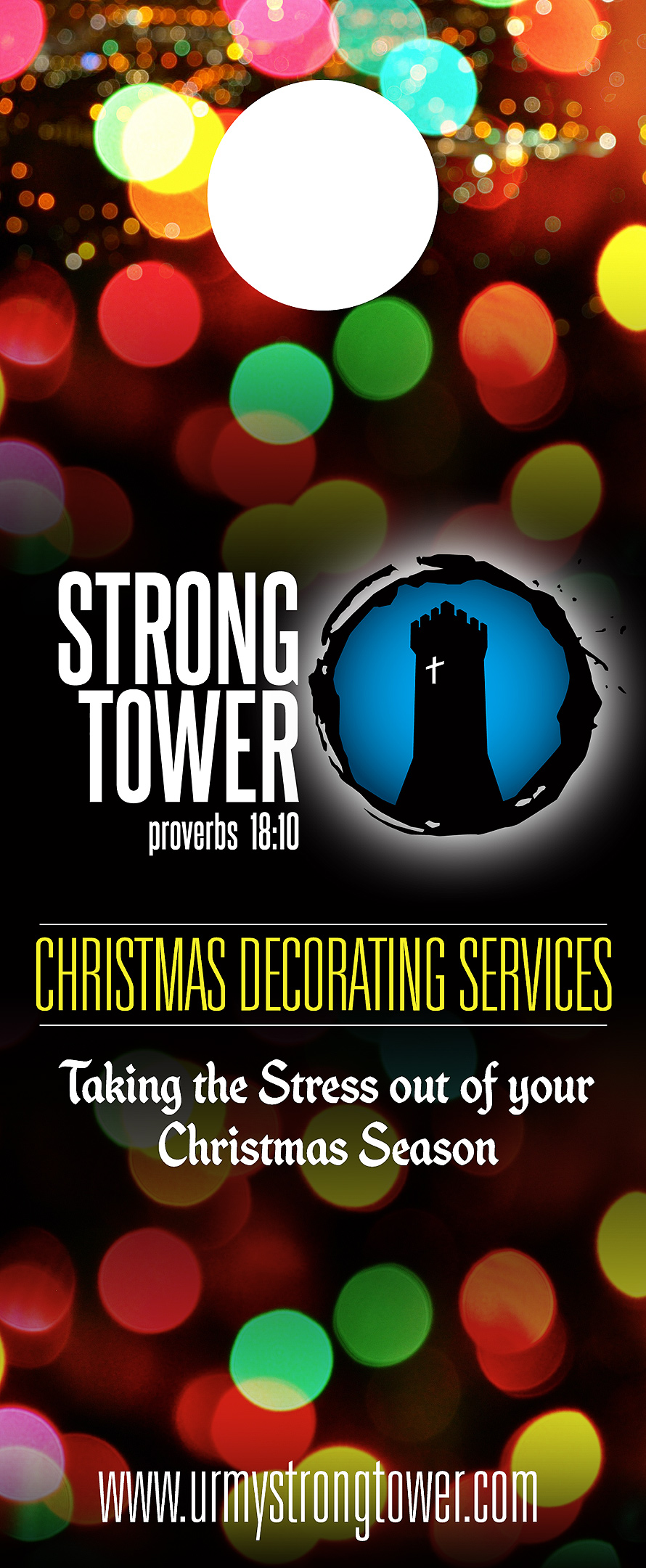 Strong Tower Christmas Decorating Services