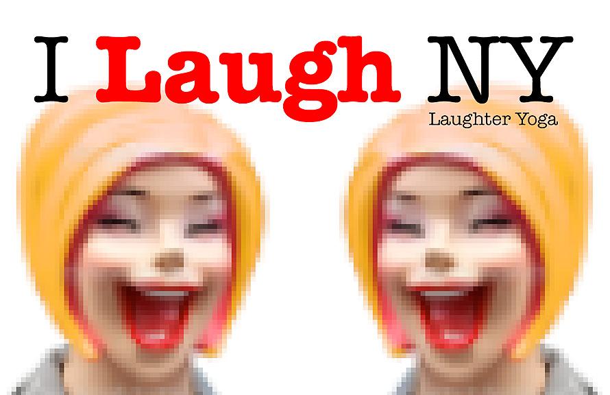 I Laugh NY Laughter Yoga