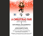 A Christmas Fair - tagged with w