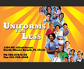 Uniforms for Less - Retail