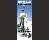 Striped Bass Fishing Seminar - tagged with cash bar