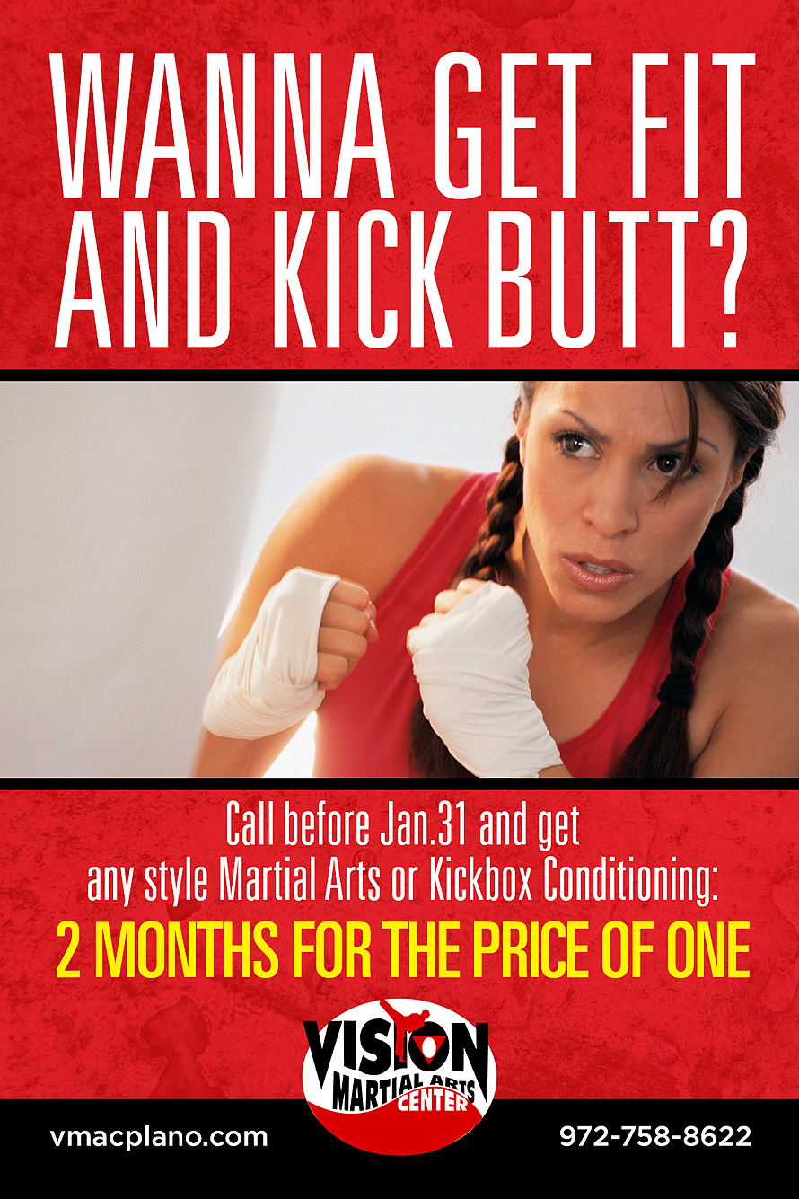 Wanna Get Fit and Kick Butt?
