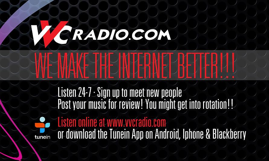 We Make the Internet Better! VVC Radio