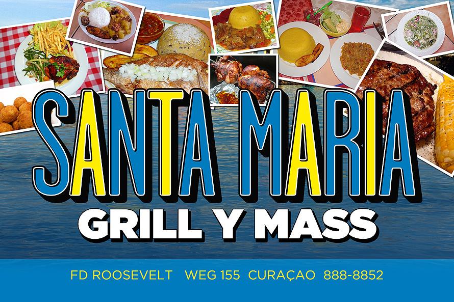 Santa Maria Grill y Mass