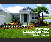 Ramon Landscaping - Agriculture and Farming Graphic Designs