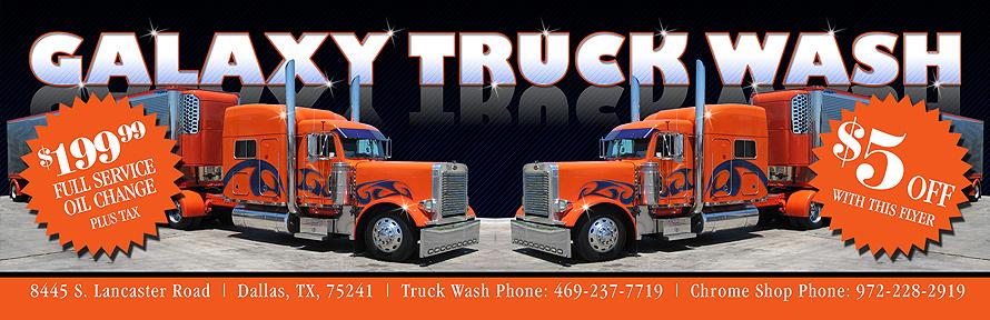 Galaxy Truck Wash