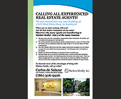 Experienced Real Estate Agents - created April 12, 2012