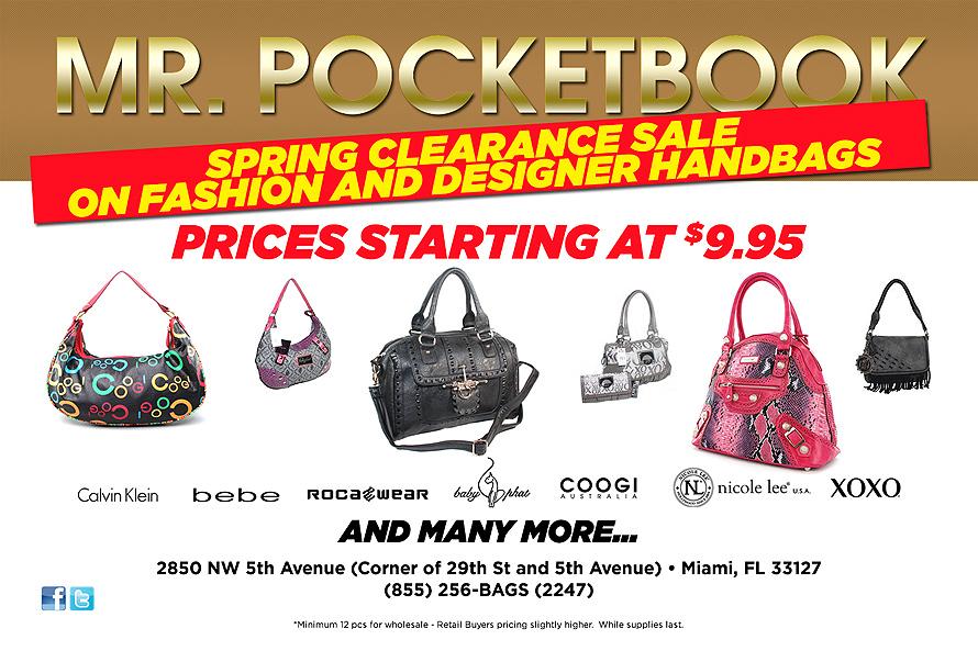 Pocketbook Sale