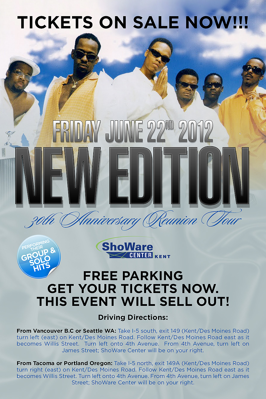 New Edition Concert