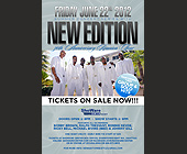New Edition Concert - Washington Graphic Designs