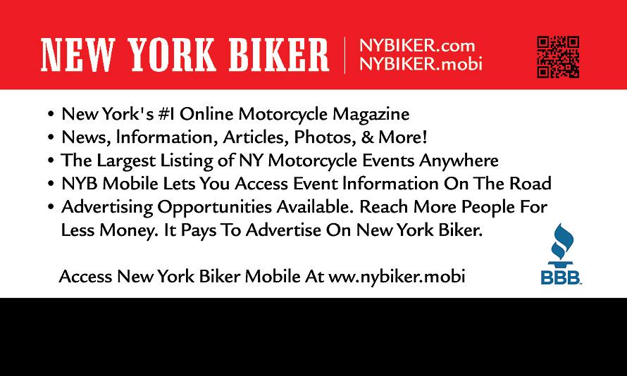 New York Biker