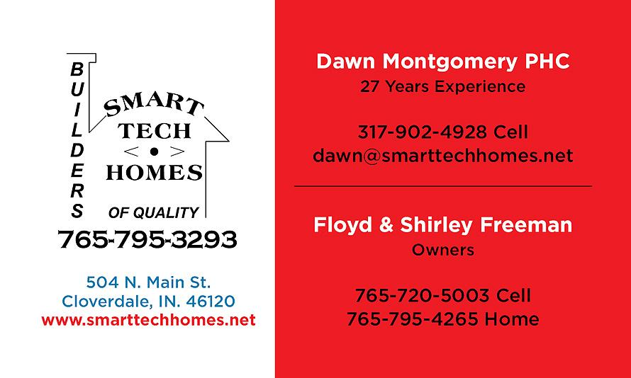 Dawn Montgomery Smart Tech Homes