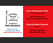 Dawn Montgomery Smart Tech Homes - created May 2012