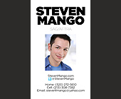 Steven Mango  - created May 04, 2012