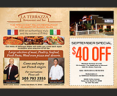 La Terrazza Restaurant and Bar - Restaurants
