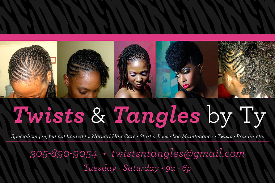 Twists & Tangles by Ty