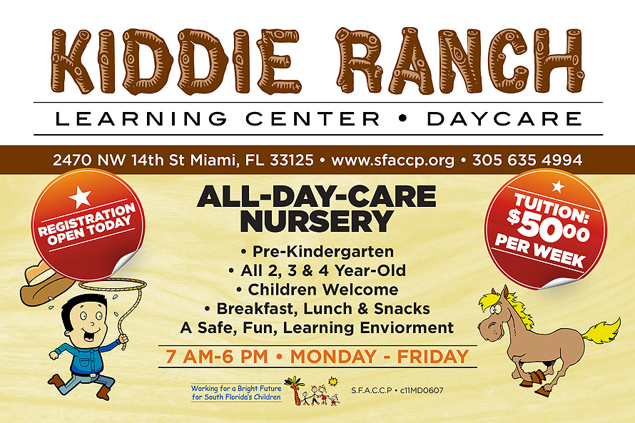 Kiddie Ranch Learning Center After School Care