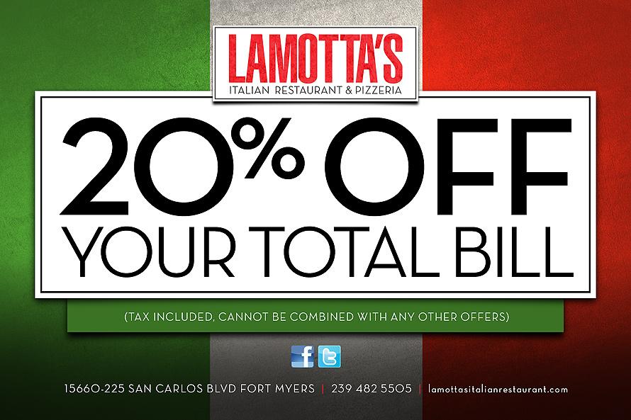 Lamotta's Italian Restaurant and Pizzeria