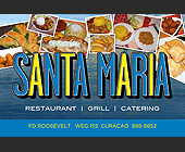 Santa Maria Restaurant Grill Catering - created September 2012