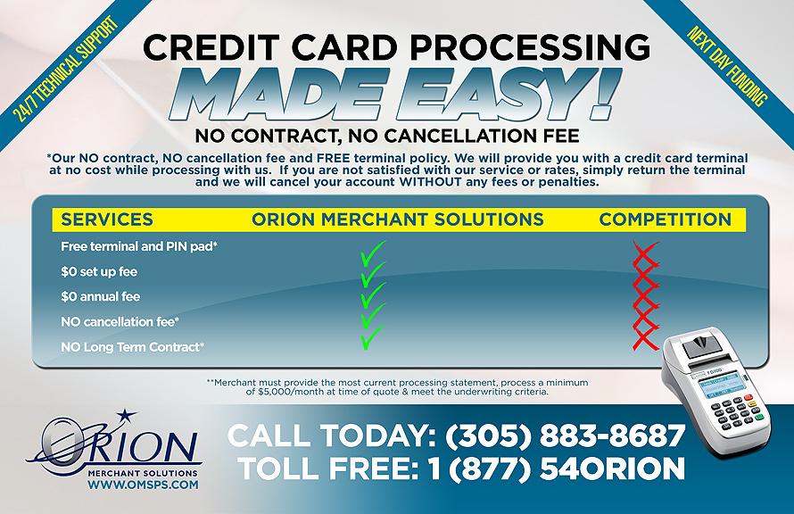 Orion Merchant Solutions