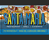 Santa Maria Restaurant and Grill - created September 2012