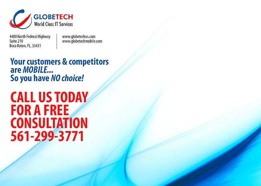Globe Tech World Class IT Services