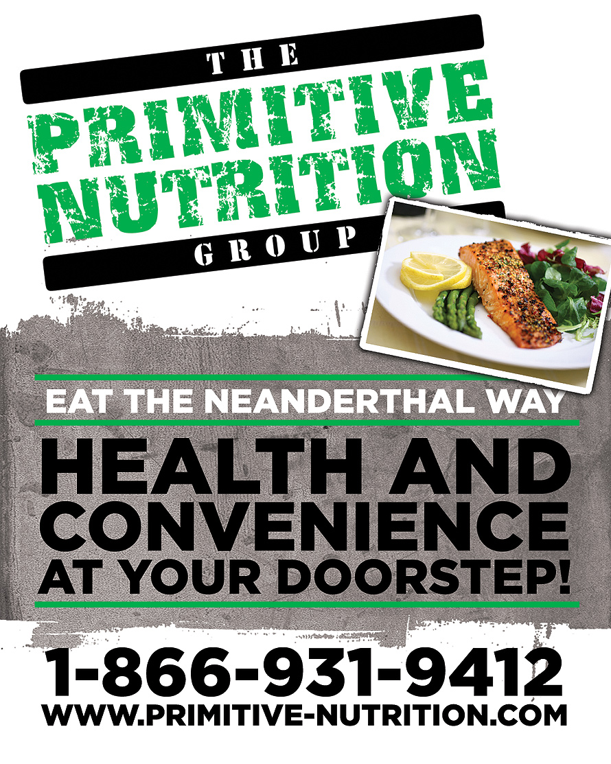 The Primitive Nutrition Group