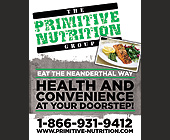 The Primitive Nutrition Group - created September 2012