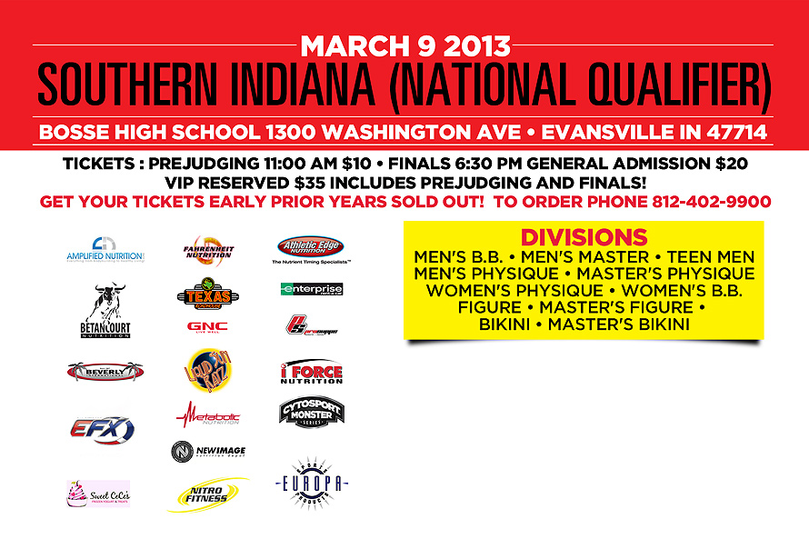 Southern Indiana National Qualifier