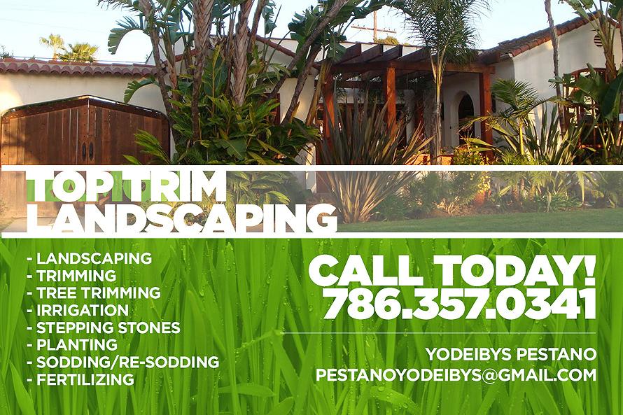 Top Trim Landscaping