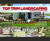 Top Trim Landscaping - Professional Services
