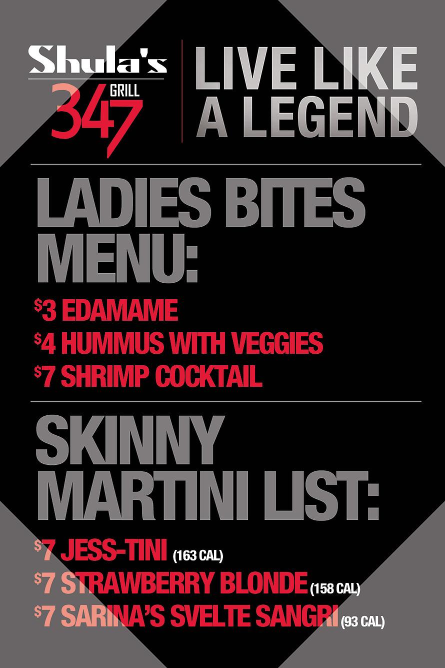 Shula's 347 Grill Social Hour