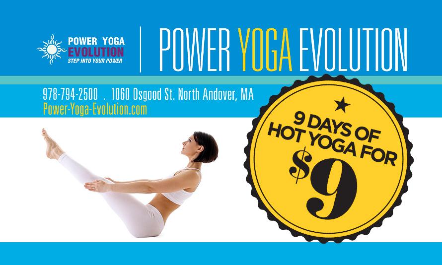 Power Yoga Evolution