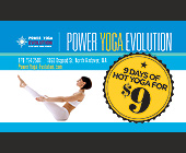 Power Yoga Evolution - Sports and Fitness