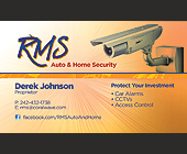 Auto & Home Security Derek Johnson - tagged with e