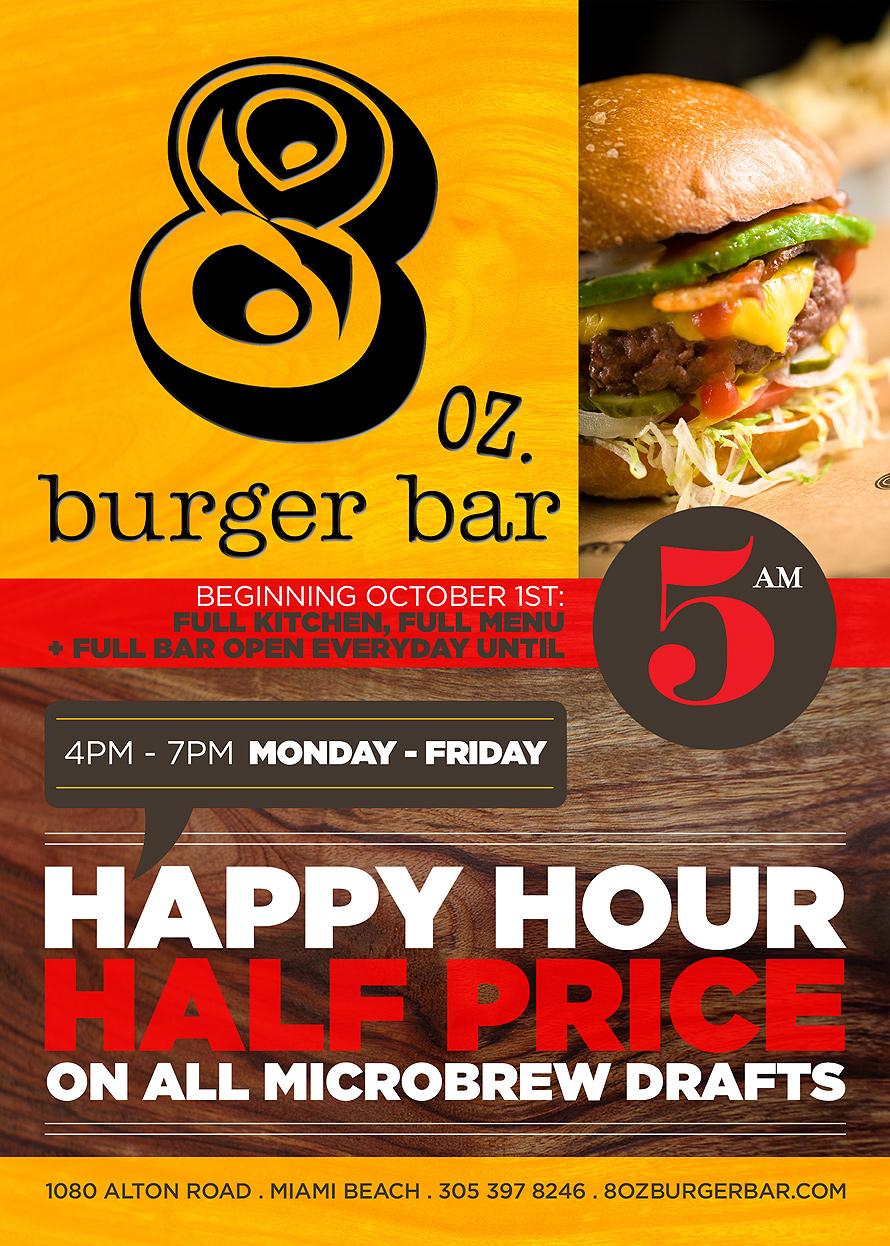 8oz Burger Bar