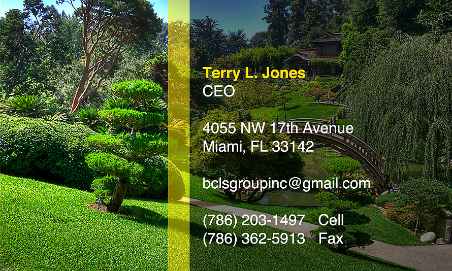 BCLS Landscaping Group Inc.
