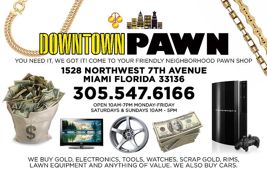 Downtown Pawnshop