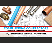 EGS Plumbing Contractors - tagged with 24