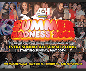 Summer Madness 2004 - 4.25x5.5 graphic design