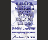 The MRHS PTSA and Academic Coaches - tagged with 9 pm