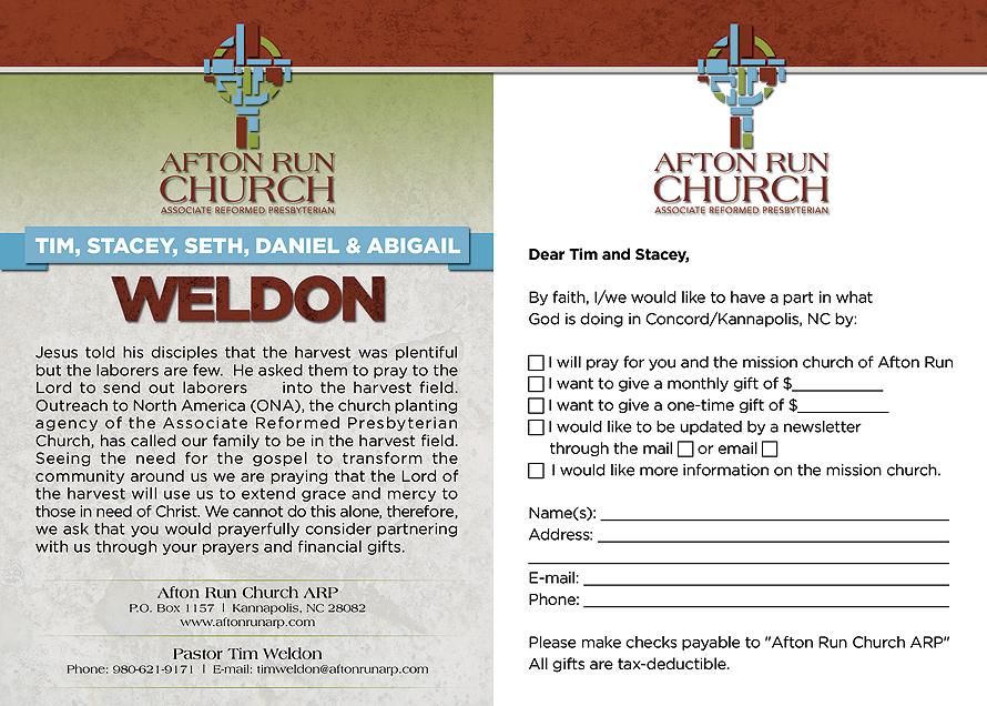 Afton Run Church