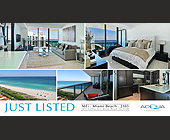 Just Listed Sierra Miami - tagged with not intended to solicit currently listed property